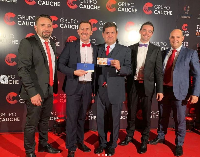 Convencion Grupo Corporativo Caliche 2019
