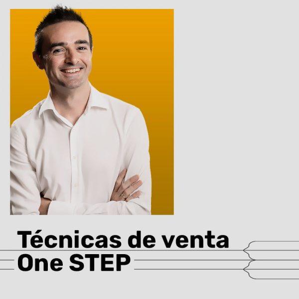 Tecnicas-de-venta-One-STEP-Antonio-Perez